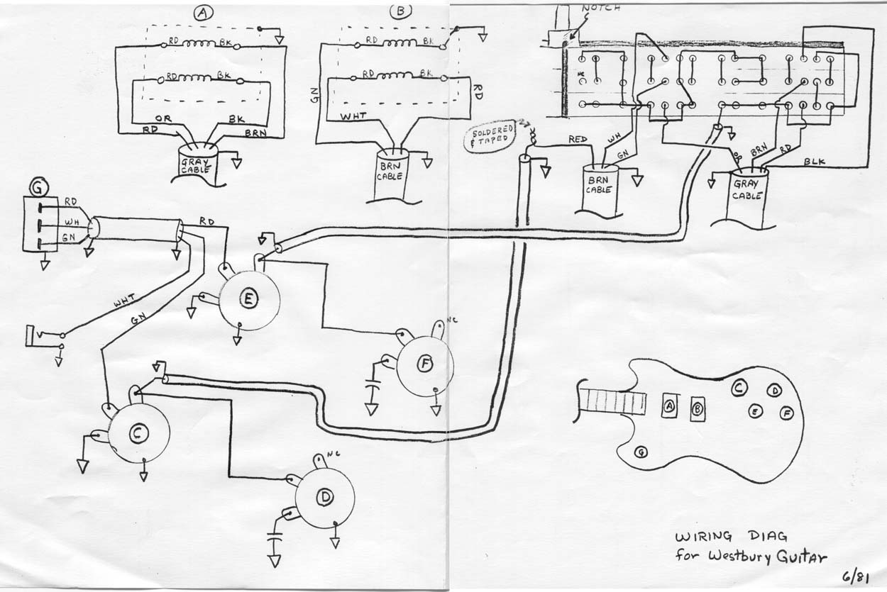 Gibson Varitone Wiring Diagram from vintageunivox.com